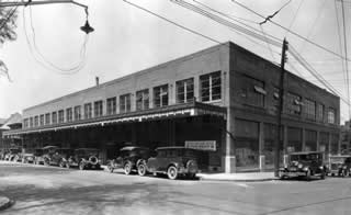 Daylight Building in 1933